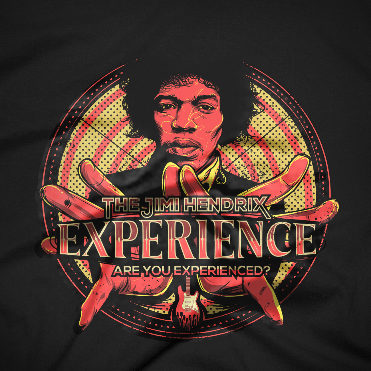 Are You Experienced? - Hendrix T-shirt