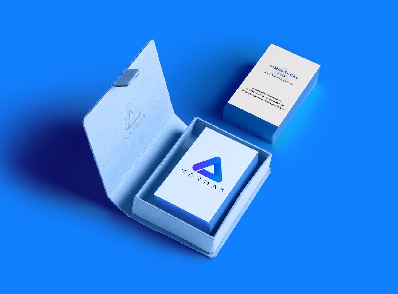 karma-business-cards