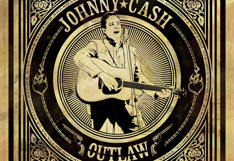 Johnny Cash - Outlaw